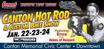 Canton Hot Rod & Custom Bike Show